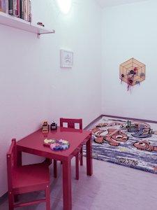 Kinderwartebereich Ergotherapie Dresden