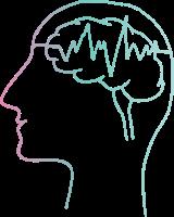 Symbol Neurofeedback - Schwerpunkte ADHS, Epilepsie und Migräne - Ergotherapie Dresden