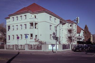 Kathleen Kreibich Praxis für Ergotherapie Dresden Gruna - Kreuzung Stübelallee. Tetschener Straße