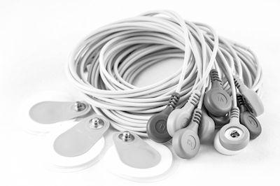 Elektroden für das Neurofeedback