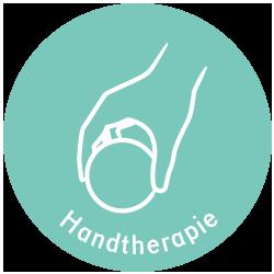 Symbol Handtherapie - Ergotherapie Dresden